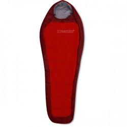 Спальный мешок Trimm Lite IMPACT, красный, 185 L